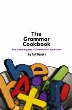Grammar cookbook